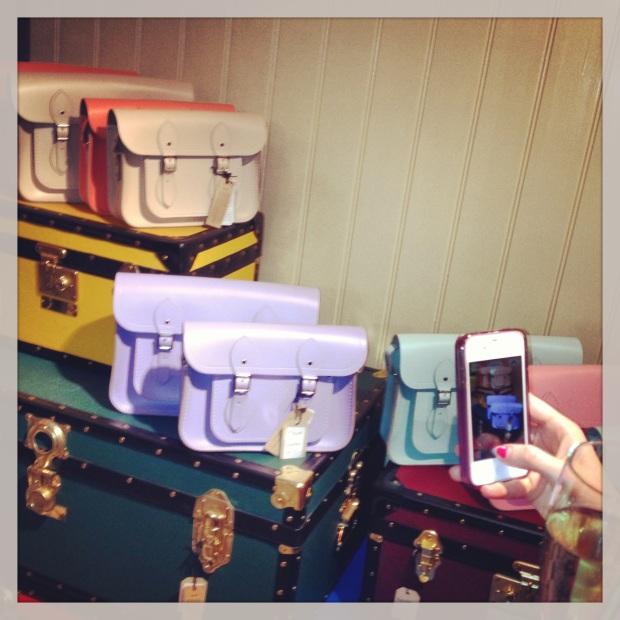 'Brit it Bag' Collection #CambridgeSatchels