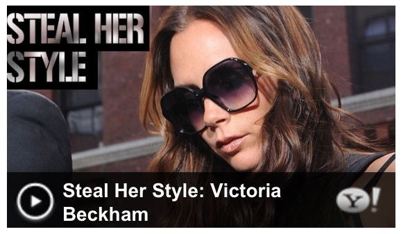 Steal her Style   Victoria Beckham