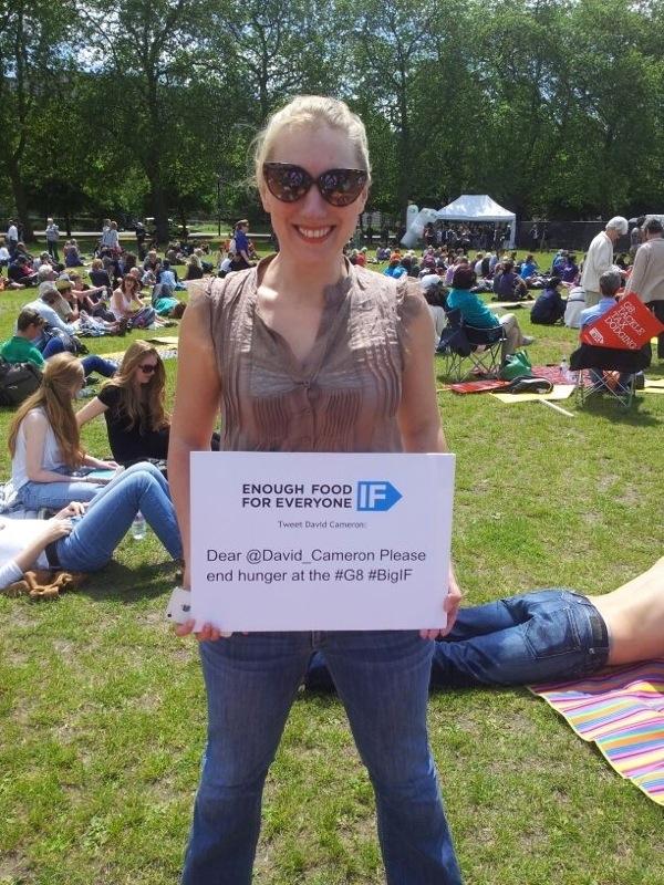 Me! Tweeting David Cameron #BigIF