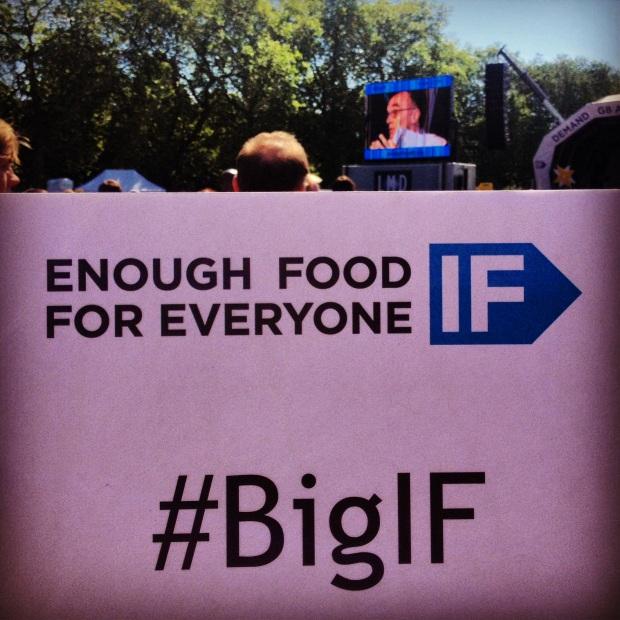 Enough Food for Everyone - Bill Gates #BigIF