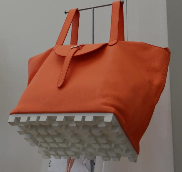 Cubed bag