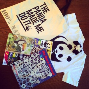 WWF Goody bag for Kids